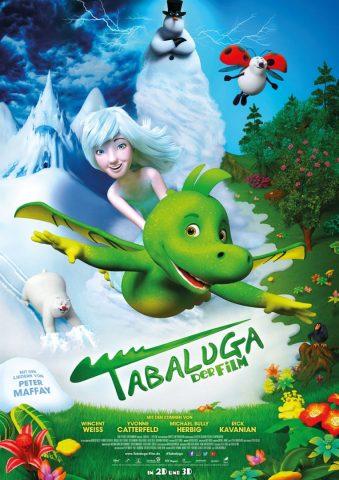 Tabaluga – Der Film – 2018 Filmposter