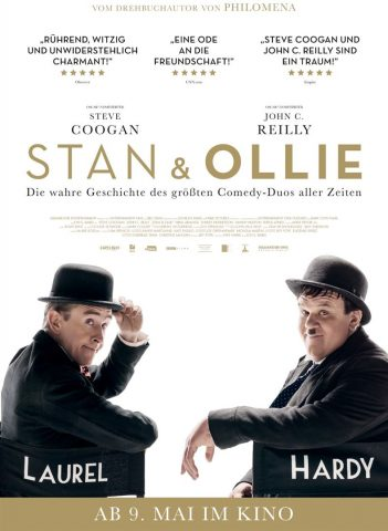 Stan & Ollie - 2018 Filmposter