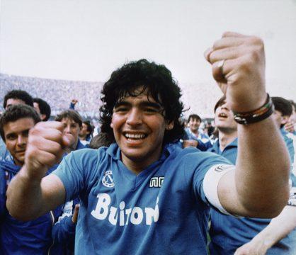 Diego Maradona - 2018