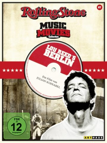 Lou Reed´s Berlin - 2007 Filmposter
