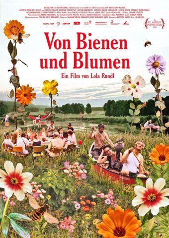 Von Bienen und Blumen - 2018 Filmposter