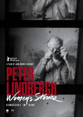 Peter Lindbergh - 2019 Filmposter