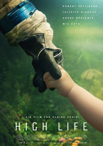 High Life - 2018 Filmposter