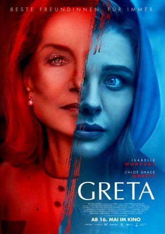 Greta - 2018 Filmposter