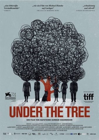 Under the Tree - 2017 Filmposter