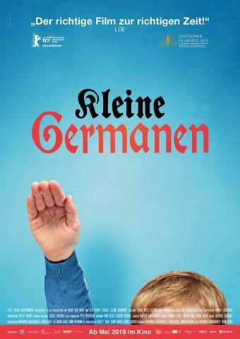 Kleine Germanen - 2018 Filmposter