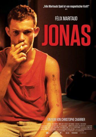 Jonas - 2018 Filmposter