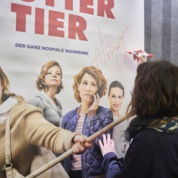 Frau Mutter Tier - 2019 Premiere im Bambi