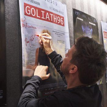 Goliath96 Premiere im Bambi 2019