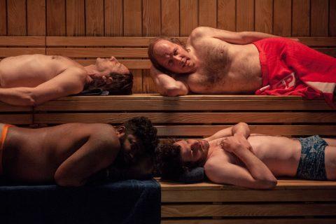 Ein Becken voller Männer - 2018