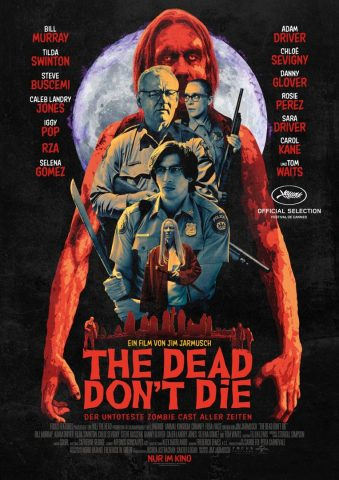 The Dead Don´t Die - 2019 Filmposter