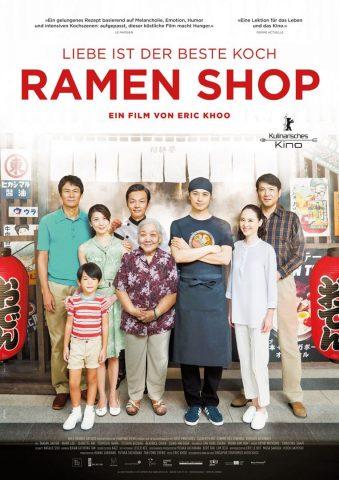 Ramen Shop - 2018 Filmposter