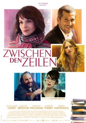 Zwischen den Zeilen - 2018 Filmposter