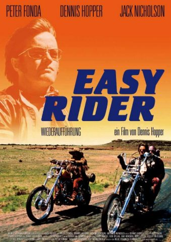 Easy Rider - 1969 Filmposter