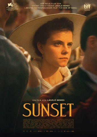 Sunset - 2018 Filmposter
