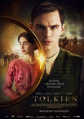Tolkien - 2019 Filmposter