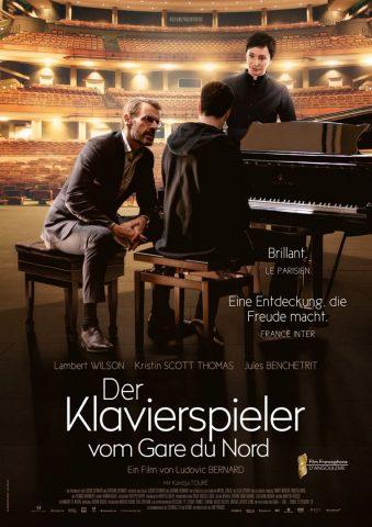 Der Klavierspieler vom Gare du Nord - 2017 Filmposter