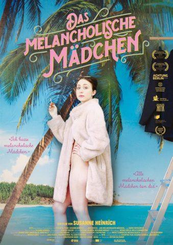 Das melancholische Mädchen - 2019 Filmposter