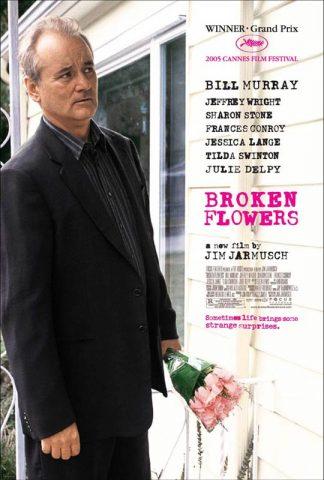 Broken Flowers -2005 Filmposter