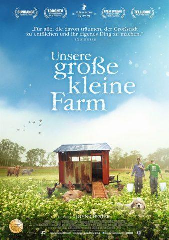 Unsere große kleine Farm - 2019 Filmposter