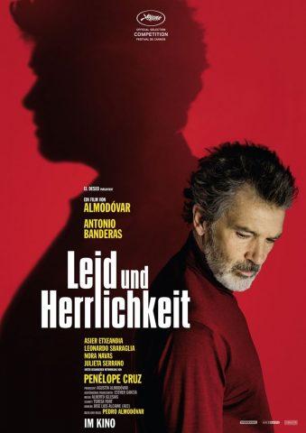 Leid und Herrlichkeit - 2019 Filmposter