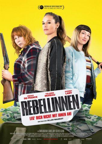 Rebellinnen - 2019 Filmposter