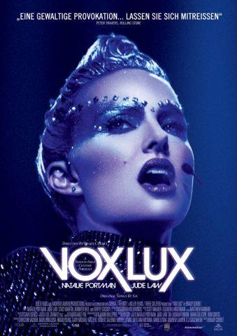 Vox Lux - 2018 Filmposter