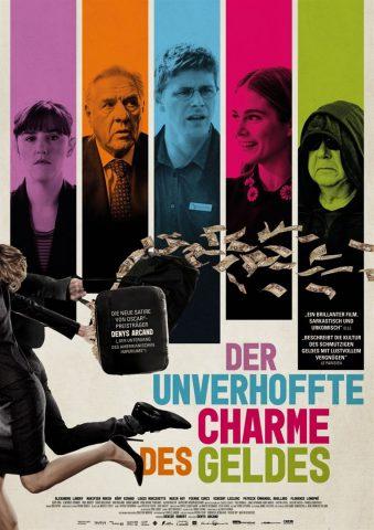 Der unverhoffte Charme des Geldes - 2018 Filmposter