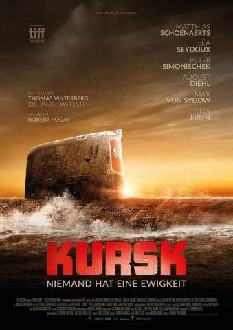 Kursk - 2018 Filmposter