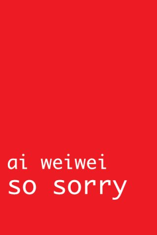 Sorry Filmposter