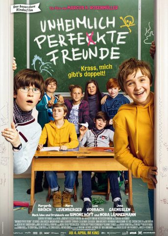 Unheimlich perfekte Freunde - 2018 Filmposter