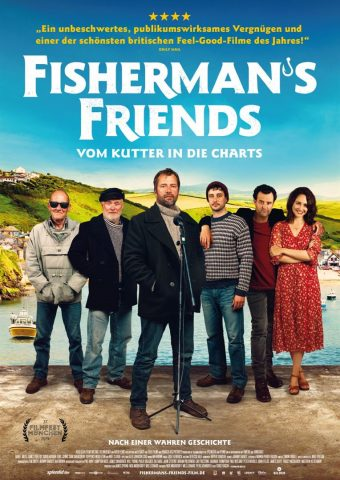 Fisherman´s Friends - 2019 Filmposter