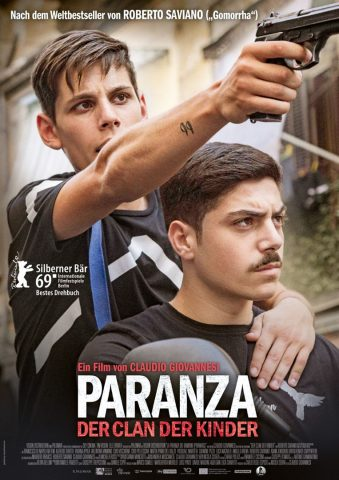 Paranza - 2019 Filmposter