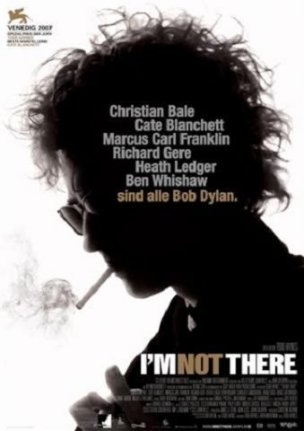 I´m Not There - 2007 Filmposter