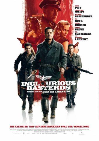 Inglourious Basterds - 2009 Filmposter