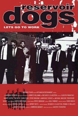 Reservoir Dogs - 1991 Filmposter