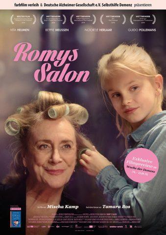 Romys Salon - 2018 Filmposter
