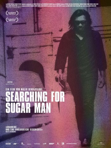 Searching for Sugar Man - 2012 Filmposter