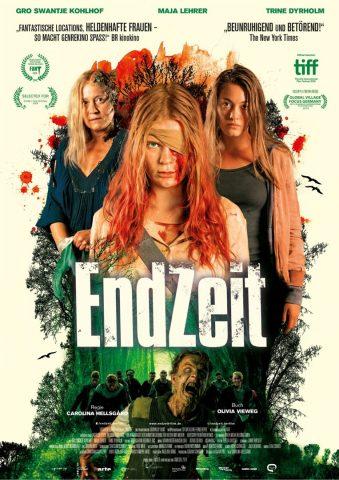 Endzeit - 2018 Filmposter