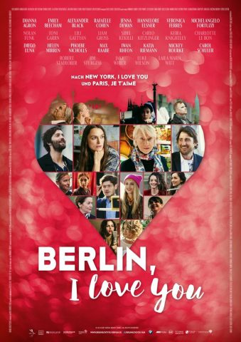 Berlin, I Love You - 2018 Filmposter