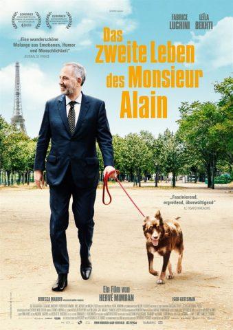 Das zweite Leben des Monsieur Alain - 2018 Filmposter