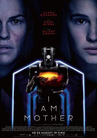 I Am Mother - 2018 Filmposter