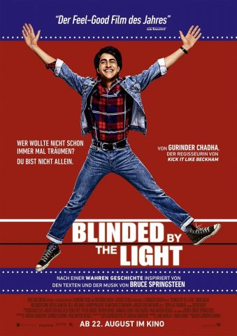 Blinded by the Light - 2018 Filmposter