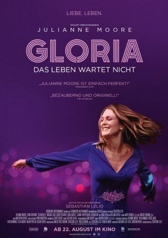 Gloria - 2018 Filmposter