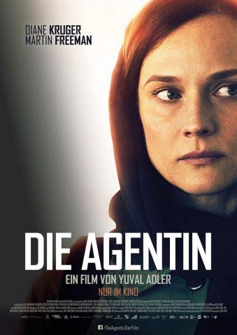 Die Agentin - 2019 Filmposter