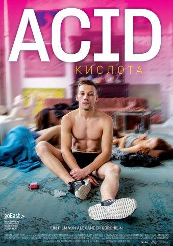 Acid - 2018 Filmposter