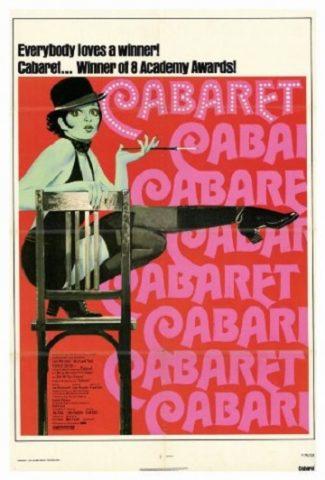 Cabaret - 1972 Filmposter