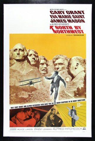Der unsichtbare Dritte - 1959 Filmposter