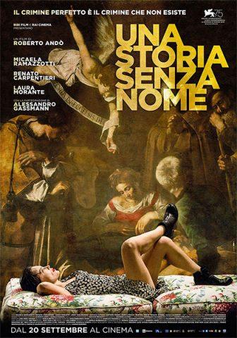 Eine Geschichte ohne Namen - 2018 Filmposter