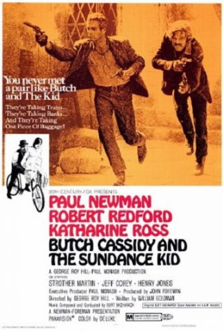 Zwei Banditen - 1969 Filmposter